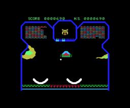 Flipper Slipper (1984, MSX, Spectravideo (SVI))