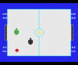 Hyperball (1985, MSX, Mind Games España)