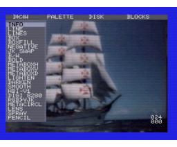 Columbus (1992, MSX2+, Tencas Group)