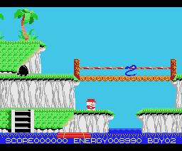 Pine Applin (1984, MSX, ZAP)