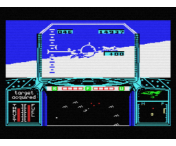 Harrier Strike Force (MSX, Mirrorsoft)