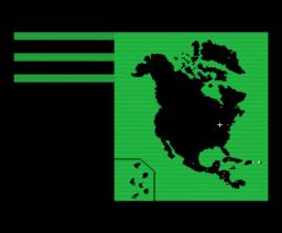Países de América (1984, MSX, Indescomp)