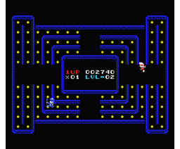 Mr. Cracksman (2013, MSX, RELEVO)