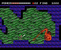 New Devil Golvellius (1988, MSX2, MSX2+, Compile)