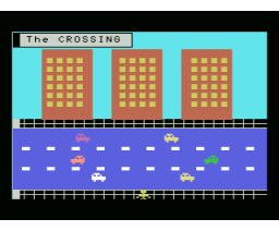 The Crossing (MSX, Unknown)