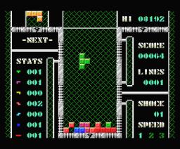 Kralizec 8K Tetris (2004, MSX, Kralizec)
