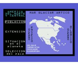 Geografia Universal 2 (Asia/América) (1986, MSX, DAI)