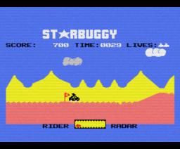 Starbuggy (1988, MSX, Eurosoft)