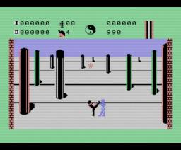 Kung Fu Master (1983, MSX, Mass Tael)