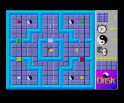 Brisk (1993, MSX2, Triple Soft)
