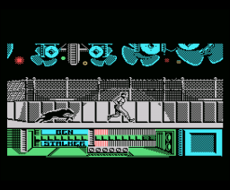 The Running Man (1990, MSX, Grandslam Entertainments)