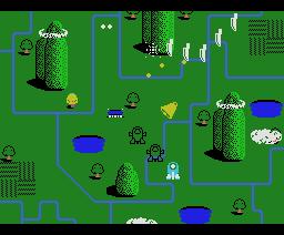 Twinbee (1986, MSX, Konami)