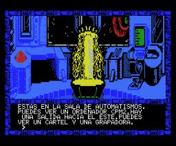 Arquímedes XXI (1986, MSX, Dinamic)