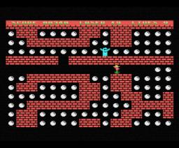 Maze Master (1988, MSX, Eurosoft)