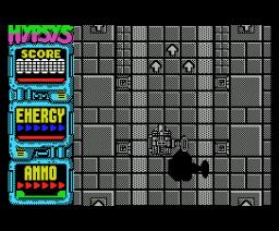 Hypsys (1989, MSX, Techno Arts)