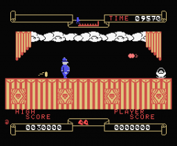 Punch & Judy (1989, MSX, Alternative Software)
