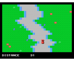 Pointless Drive (2006, MSX, Bobamu)