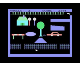 Stuntvogel (1985, MSX, Alfred Debels)