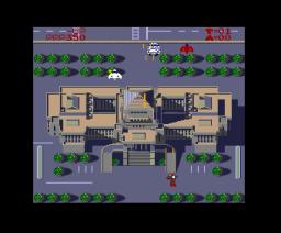 Scramble Formation (1987, MSX2, TAITO)