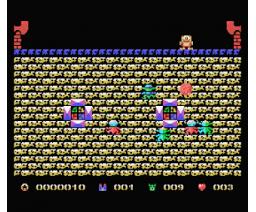 Gommy, Medieval Defender (2013, MSX, Nenefranz, Dimension Z)