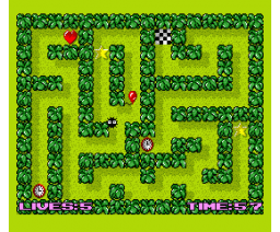 Mr. Balloon (2014, MSX2, Mapax)