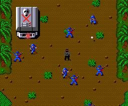 Ikari (1987, MSX2, SNK)