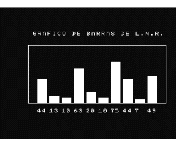 Grafico de Barras (1985, MSX, Load 'n' Run)