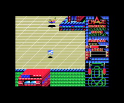 Craze (1988, MSX, Heart Soft)
