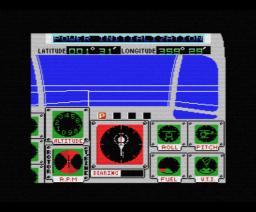 Search and Rescue (1988, MSX, MSX2, Eurosoft)