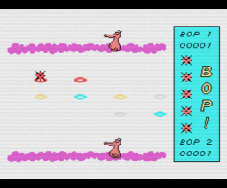 BOP! (1986, MSX, Bug-Byte Software)