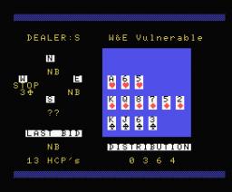 Bridge (1985, MSX, Transition Software)