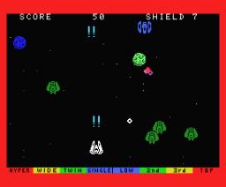 Xetra (1987, MSX, Silva Soft)