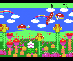Fantasy Zone II - The Tears Of Opa Opa (1987, MSX2, SEGA)