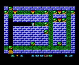 Leprechaun (1995, MSX2, Triple Soft)