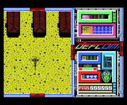 Defcom 1 (1989, MSX, Iber Soft)