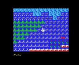 Mandragore (1986, MSX, Infogrames)