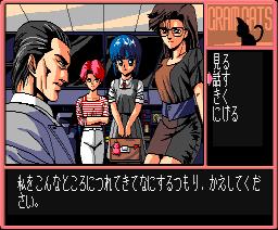 Gram Cats (1989, MSX2, MSX2+, Dot Plan)