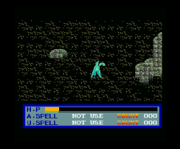 Mid-garts Dual Side (1989, MSX2+, Wolfteam)