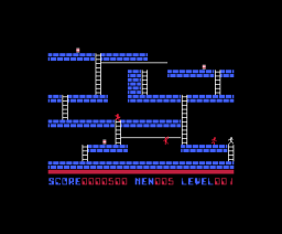 Lode Runner (1983, MSX, Doug Smith)