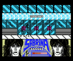 Sabrina (1989, MSX, Genesis Soft, Iber Soft)