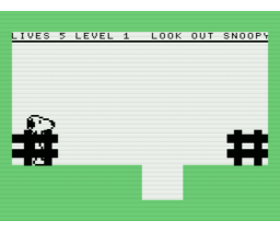 Snoopy (1987, MSX, Tom Verheyen)
