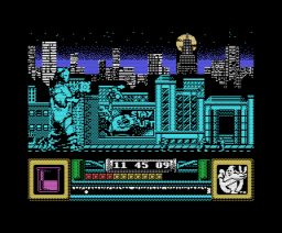 Ghostbusters II (1989, MSX, Activision, Foursfield)