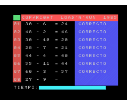Mates (1985, MSX, Infopress)
