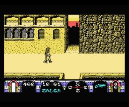 Tuareg (1988, MSX, Topo Soft)