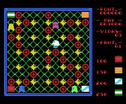 Habilit (1988, MSX, Genesis Soft, Iber Soft)
