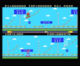 Speedjet Racers (2006, MSX, Karoshi)