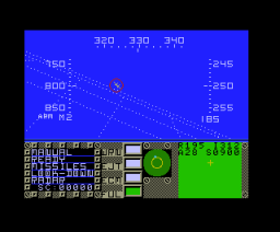 F16 Fighting Falcon (1985, MSX, NEXA)