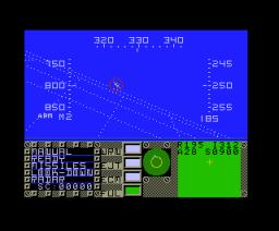 F16 Fighting Falcon (1985, MSX, NEXA)