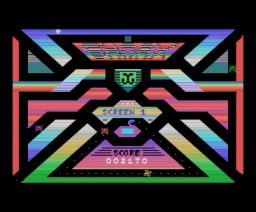 Shnax (1985, MSX, Kuma Computers)