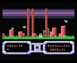 Temptations (1988, MSX, Topo Soft)